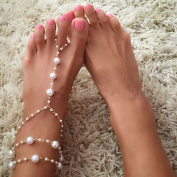 Fashion Chain Anklet Bracelet Foot Ankle Women Lady Jewelry Elegant = 4672397572