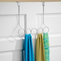 Over the Door Scarf Rack