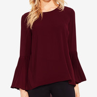 Vince Camuto Bell-Sleeve Top - Tops - Women - Macy's