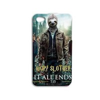 Cute Funny Harry Potter Sloth Movie Phone Case iPhone Hot Cover Cool Meme