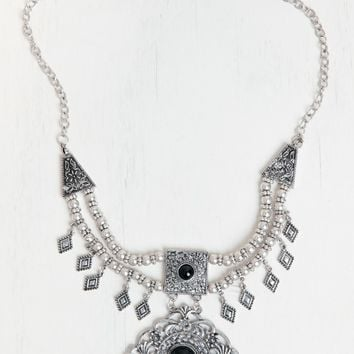In The Cosmos Pendant Necklace | Threadsence