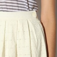Cooperative Textured Knit Skirt