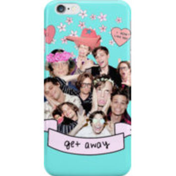 Matthew Gray Gubler Phone Case by wonderlanddani