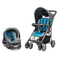 Evenflo JourneyLite Travel System Stroller - Monaco