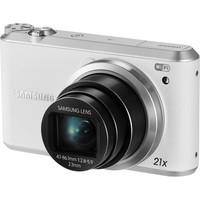 Samsung WB350F Smart Digital Camera (White) EC-WB350FBPWUS B&H | B&H Photo Video