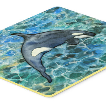 Killer Whale Orca #2 Kitchen or Bath Mat 24x36 BB5335JCMT