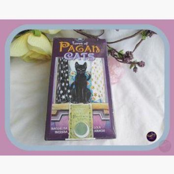Pagan Cats Tarot Deck