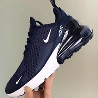 Trendsetter Nike Max 270 Women Men Casual Sneakers Sport Shoes