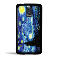 Van Gogh Starry Night Case for Samsung Galaxy S5