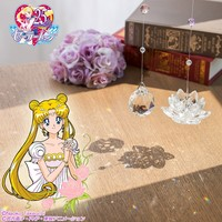 Sailor Moon Glass Design A- Glass Suncatcher - Sailor Moon (Pre-order)