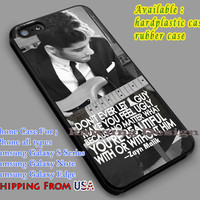 You're Beautiful Zayn Malik Quote iPhone 6s 6 6s+ 6plus Cases Samsung Galaxy s5 s6 Edge+ NOTE 5 4 3 #music #1d dl3