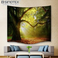 Wall Tapestries Forests Decorative Tapestry