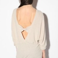 UrbanOutfitters.com > Pins and Needles Bow-Back Sweater Dress