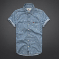 Breakwall Denim Shirt
