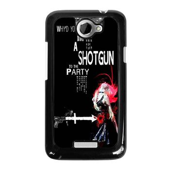 THE PRETTY RECKLESS QUOTES HTC One X Case Cover
