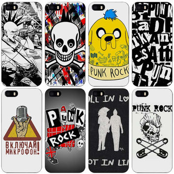Punk Rock Case for IPhone