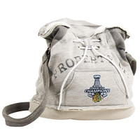 Chicago Blackhawks NHL Hoodie Duffel