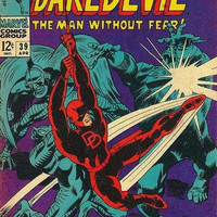 Daredevil-1964 #39 | Marvel Original Comic