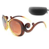 One-nice™ Perfect Prada Women Casual Popular Summer Sun Shades Eyeglasses Glasses Sunglasses