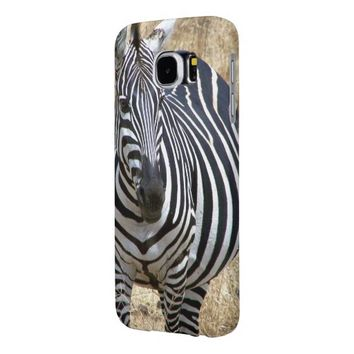 Zebra Samsung Galaxy S6 Case Samsung Galaxy S6 Cases