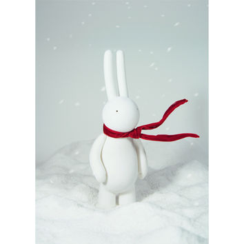 Blowing in the Wind : White by Mr. Clement | myplasticheart