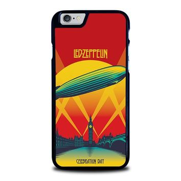 LED ZEPPELIN CELEBRATION DAY iPhone 6 / 6S Case Cover