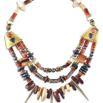Natalie Waldman 'Chieftaain' Collar Necklace | Nordstrom