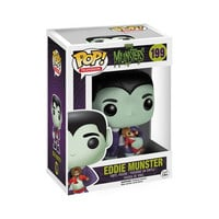 Eddie Munster The Munsters POP! Television #199 Vinyl Figure