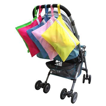 Waterproof Baby Stroller Storage Bag Baby Stroller Accessories Mommy Baby Nappy Diaper Bag Stroller Organizer Carriage