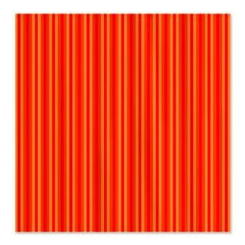 Red and Orange Stripes Pattern Shower Curtain> Orange Patterned Gifts> Hippy Gift Shop Funky Hippie Gifts