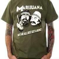 Cheech & Chong T-Shirt - Just Get A Bong