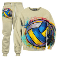 The Art of Volley Tracksuit
