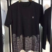 Gotopfashion 100% AUTHENTIC  Louis Vuitton T shirt  #043