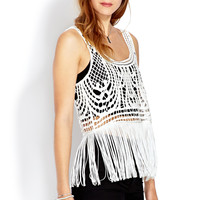 Dreamy Fringe Top