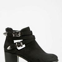 Wanted Gatsby Cutout Ankle Boot
