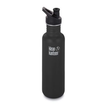 Klean Kanteen 27oz Classic Stainless Steel Water Bottle