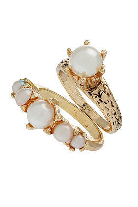 Pearl of Wisdom Rings - Jewelry  - Accessories
