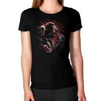 Wrath of Darth Vader Women's T-Shirt