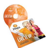 The Best Of Live It Up(tm) Soundtrack CD