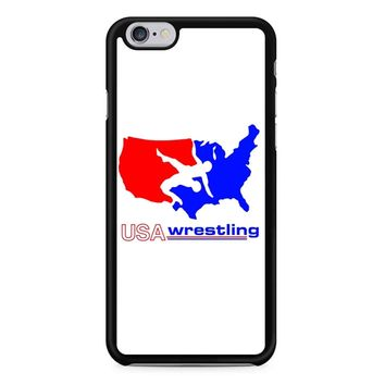 Team Usa Wrestling iPhone 6/6S Case