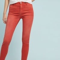 Closed Skinny Pusher High-Rise Ankle Jeans