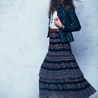 Free People Miss Fantastique Skirt