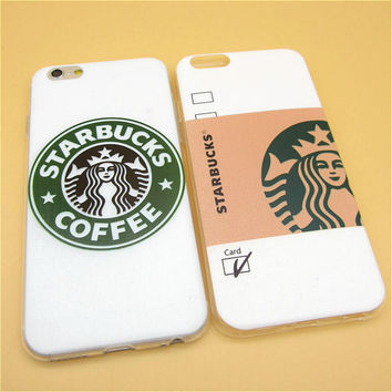 Starbucks Coffee Phone Case for iPhone