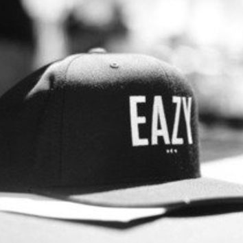 Official G-Eazy Merch Site — EAZY Snapback