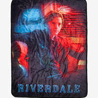 Riverdale Jughead Throw Blanket Hot Topic Exclusive