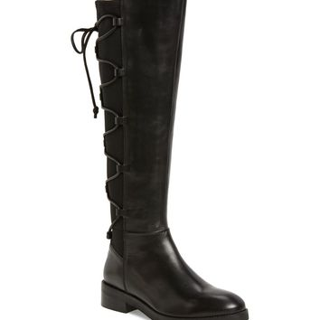 Seychelles Dramatic Stretch Back Riding Boot (Women) | Nordstrom