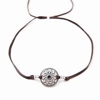 Mandala Choker