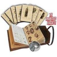 Doctor Who Journal of Impossible Things and Master's Ring - Underground Toys - Doctor Who - Roleplay at Entertainment Earth