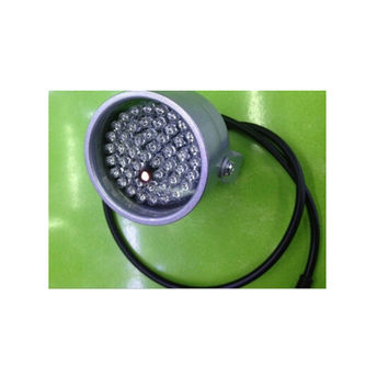 48pcs LED Infrared Light Infrared Auxiliary Lamp Monitoring Camera Infrared Fill Light 048