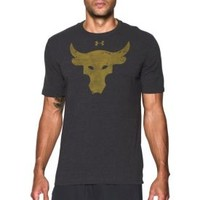 Under Armour Men's Project Rock Brahma Bull T-Shirt | DICK'S Sporting Goods